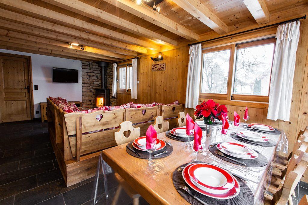 Salle à Manger Chalet Star Ski Morzine